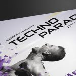 Techno Parade 2015 Affiche