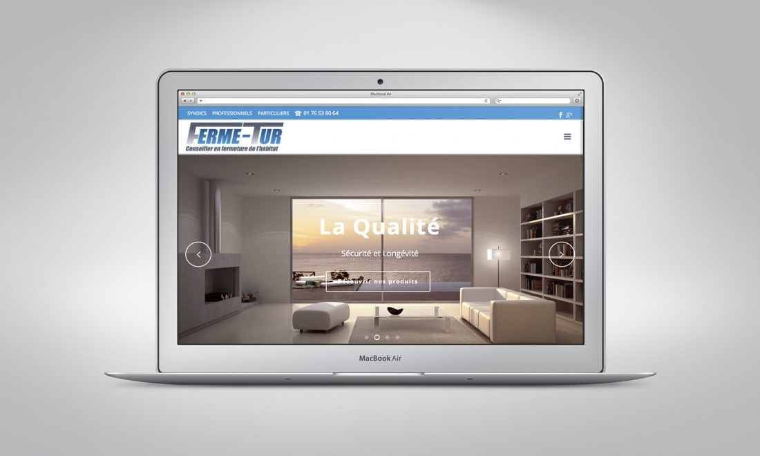 Useful - Portfolio Ferme-Tur - Site Internet